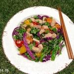Sesame Tofu Stir-fry