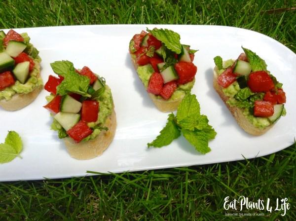 watermelon-cucumber bruschetta1