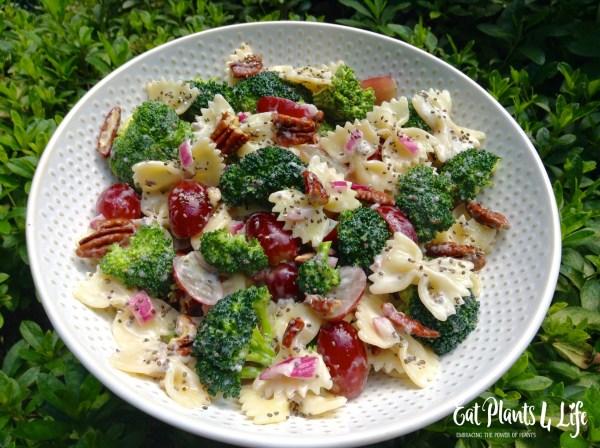 Broccoli Grape Salad1