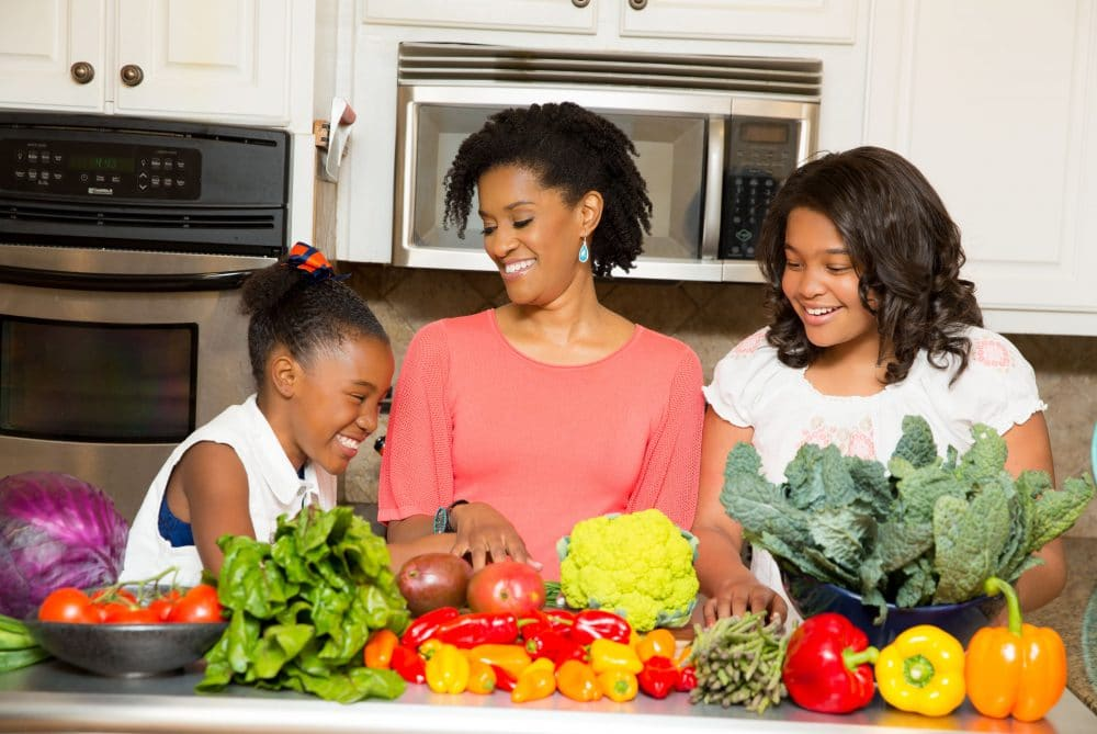 "Inspiring families to simply ""Eat More Plants."""