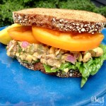 Mock-Tuna Salad Sandwiches