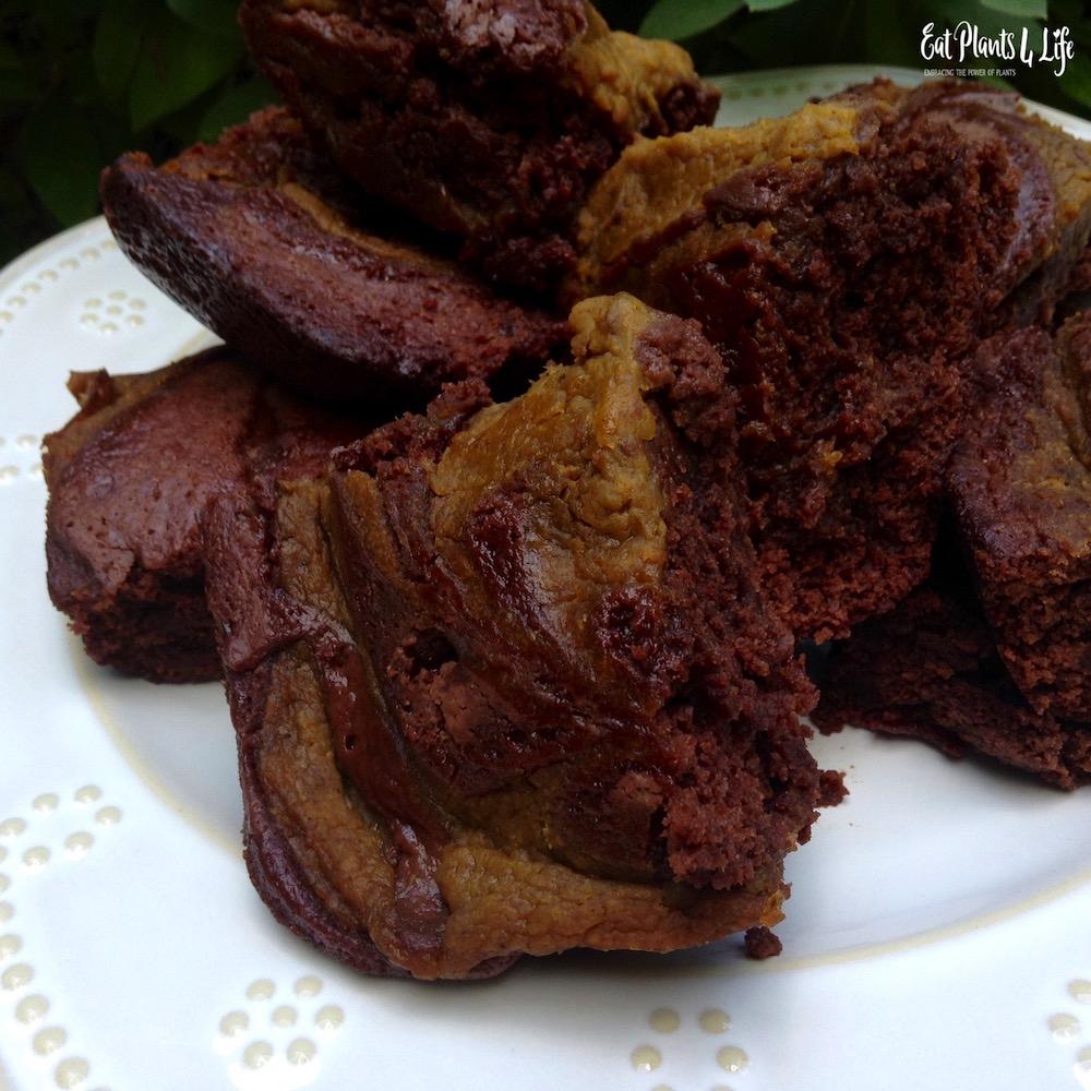 The 2017 Vegan Dessert Edition - vegan chocolate brownies