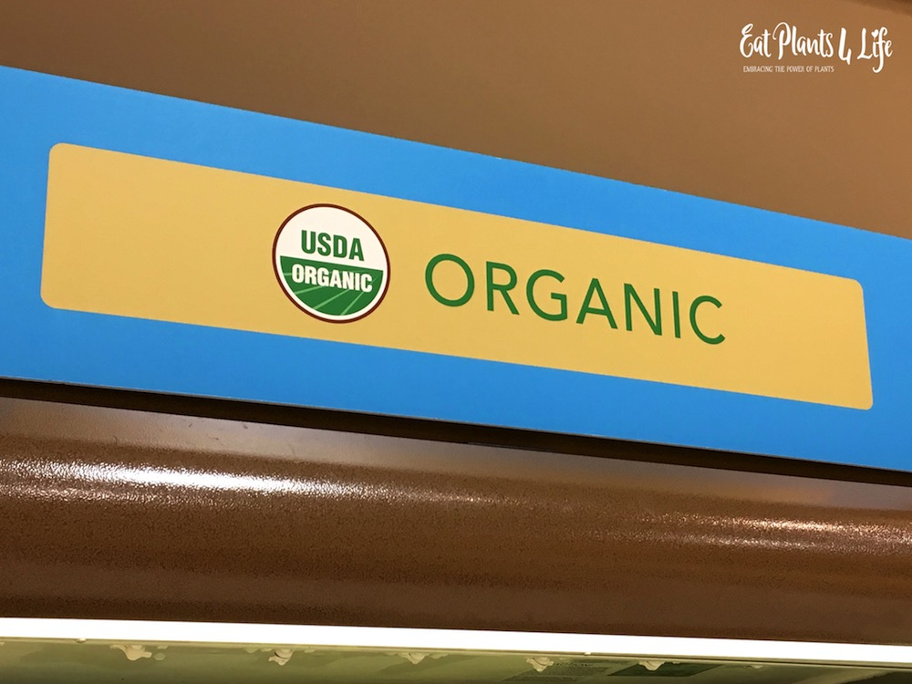 Organic or Not? How does one decide if organic is economically worth it?