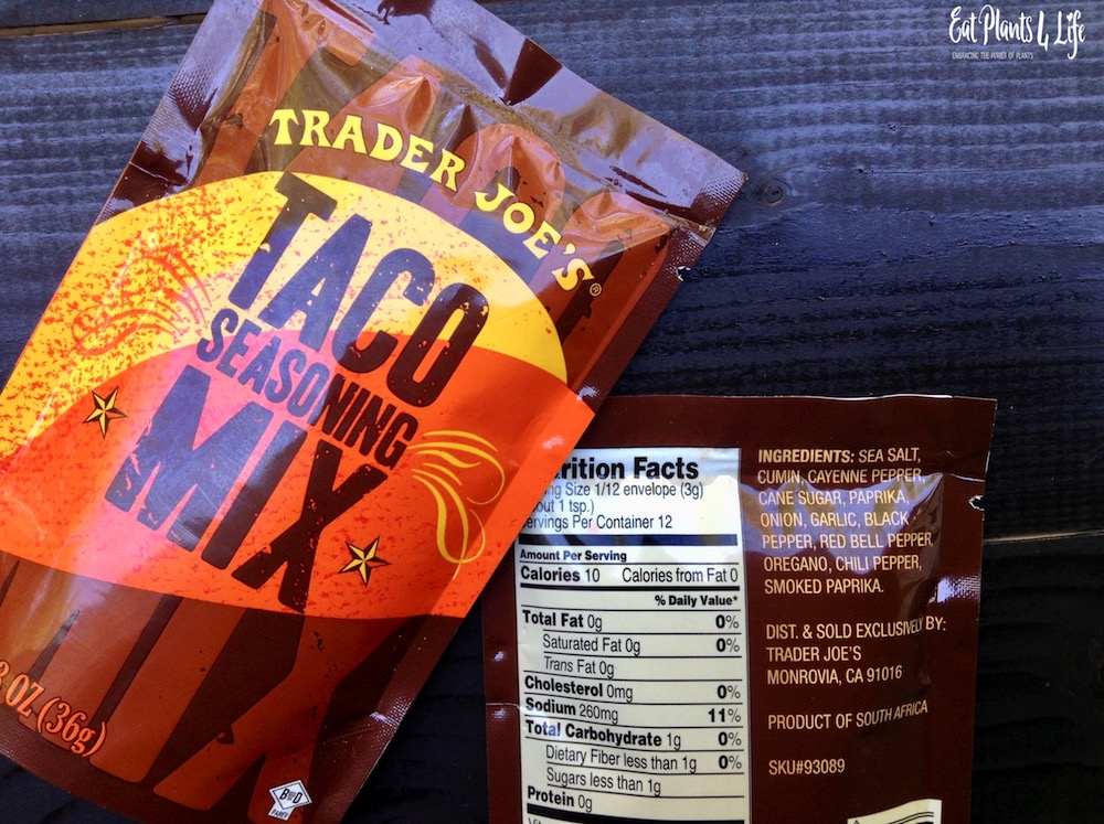 Toxic Tacos Anyone? Homemade Taco Seasoning with Eat Plants 4 Life 6