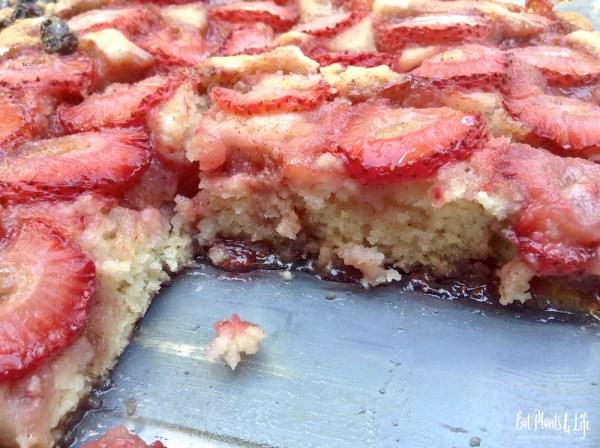 strawberry coffee cake 9
