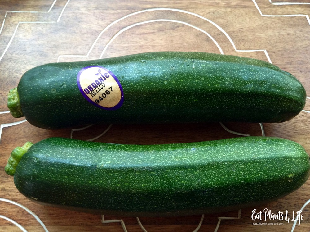 Versatile Zucchini