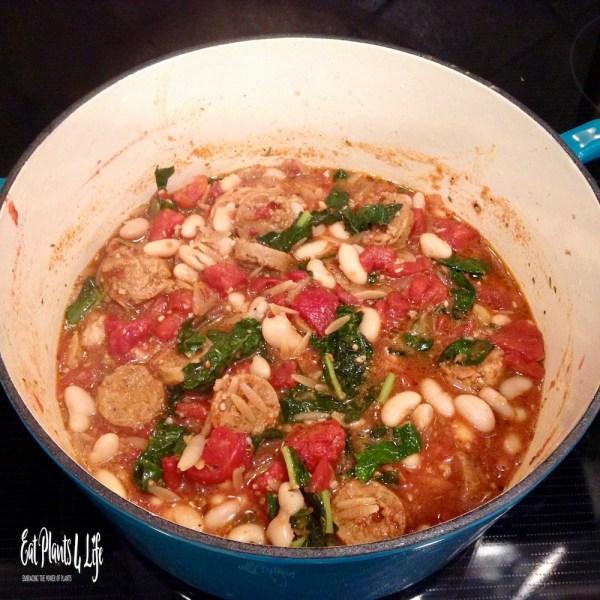 Cannellini Kale Stew 11