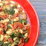 Vegan Cannellini Kale Stew