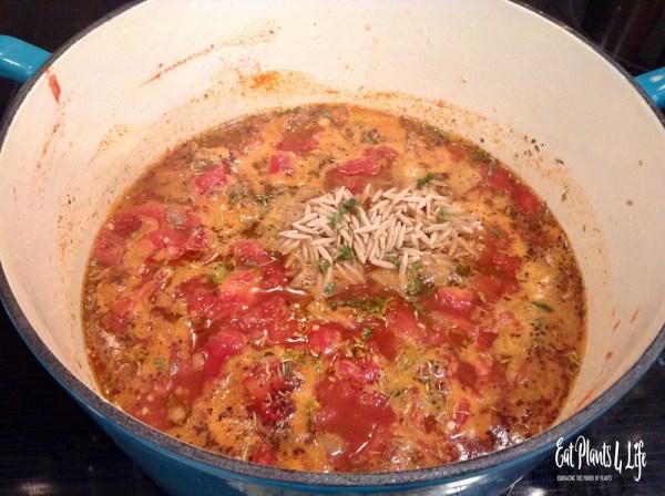 Cannellini Kale Stew 9