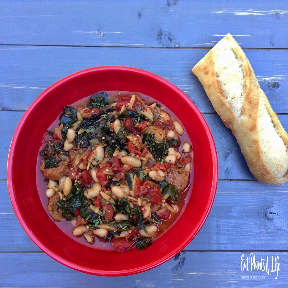 Cannellini Kale Stew