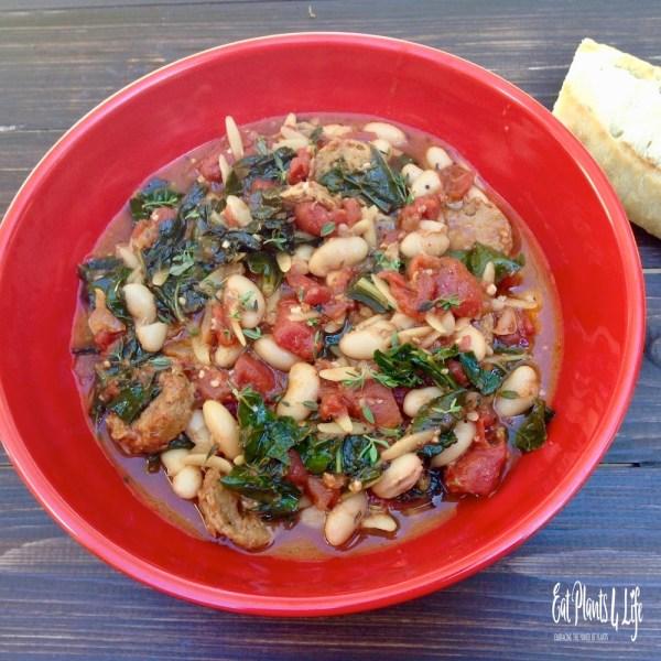 Cannellini Kale Stew 2