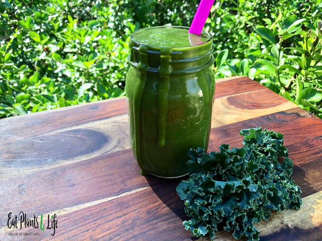 Lean In... with Nicole-Kimberly of Eat Plants 4 Life   Vegan Life 2