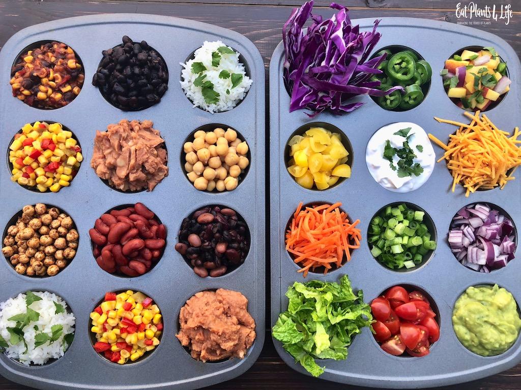 Vegan Tacos Recipe: Vegan Taco Tuesday with Eat Plants 4 Life 2