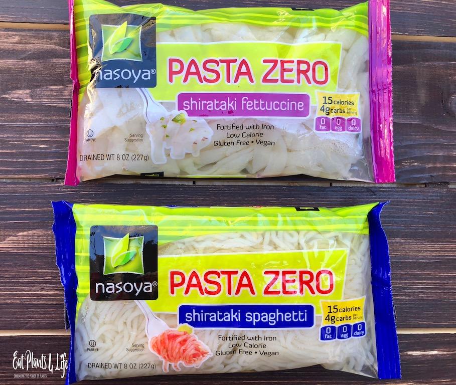 Shirataki Noodles - Pasta Zero: How To Make an Italian Gasp