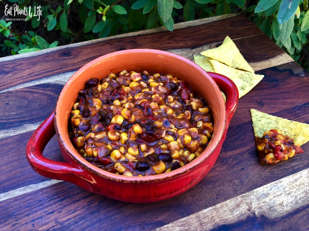 Yee-Haw!! Cowboy Caviar | Eat Plants 4 Life Vegan Recipes 4