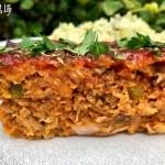 The Beyond Burger & Vegan Meatloaf