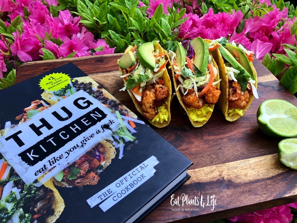 Top Vegan Cookbooks & Vegan Stir-Fry Thug Kitchen