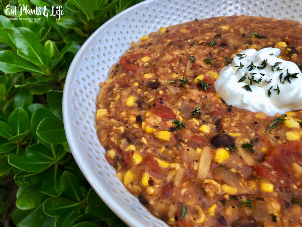 Summer Corn Chowder with Fire-Roasted Tomatoes 3