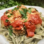 The HCLF Vegan and Eggplant Meatballs