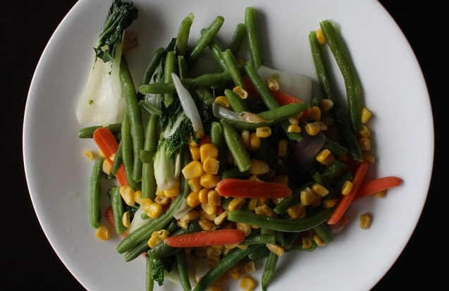 How to start eating more vegetables