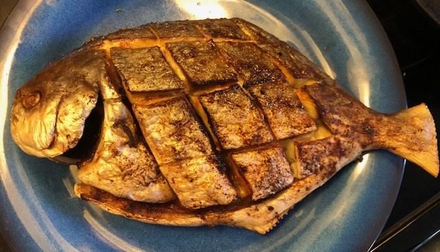 Tandoori Pompano Recipe