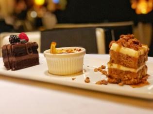 The Dessert Trio