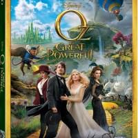Disney's Oz The Great and Powerful on Blu-ray and DVD June 11th @DisneyOzMovie