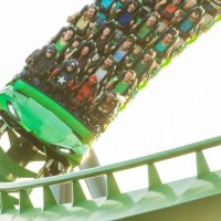 Incredible Hulk Coaster Grand Re-Opening At Universal's Islands Of Adventure #HulkOut