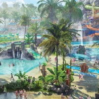 The Story Behind Universal Orlando's Volcano Bay #VolcanoBay