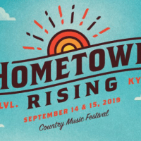 Hometown Rising Country Music & Bourbon Festival Lineup Announced #HometownRising