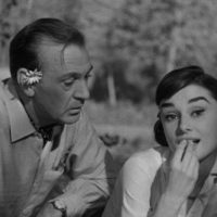 """Love In The Afternoon"" [1957, Audrey Hepburn, Gary Cooper] #50FromThe50s"
