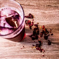 Sweet and Sour Hibiscus Juice Recipe