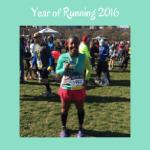 year of running 2016