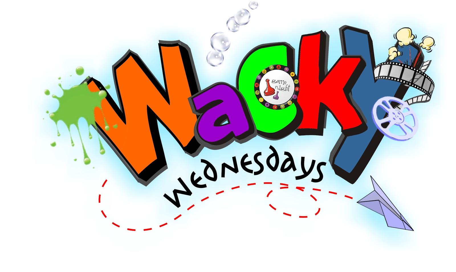 Wacky Wednesday Eat Read Pray Laugh Amp Love