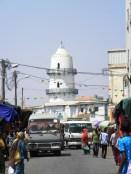 Mezquita Hamoudi, Yibuti. Foto: entreColyCol