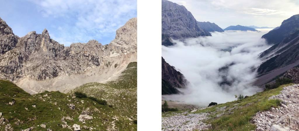 Lamsenjochhütte Trailrunning