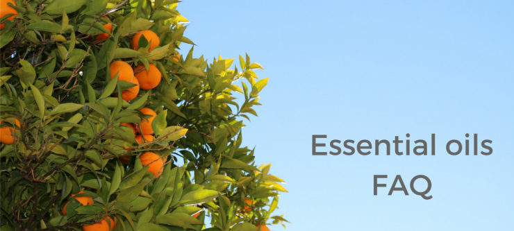 Essential oilsFAQ header 1000x450