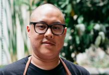 Chef Dan Hong of Ms. G's, Mr. Wong, and El Loco in Sydney, Australia