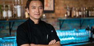 Chef BK Park of Juno in Chicago. Photo credit: Christopher Andrew, Stoptime341 Productions.