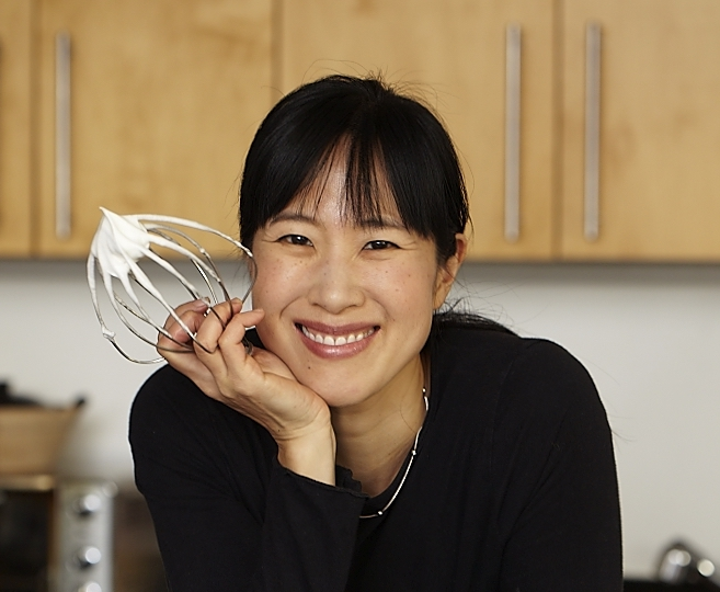 Joanne Chang of Flour Bakery + Cafe and Myers + Chang in Boston, Mass. Photo credit: Colin Clark.