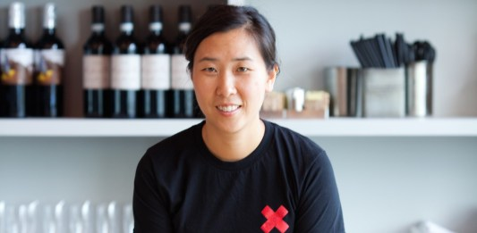 Rachel Yang of Joule, Revel, and Trove in Seattle, Washington. Photo credit: Jackie Donnelly.