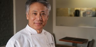 Takashi Yagihashi of Slurping Turtle in Chicago, Illinois. Photo credit: Takashi Restaurant.