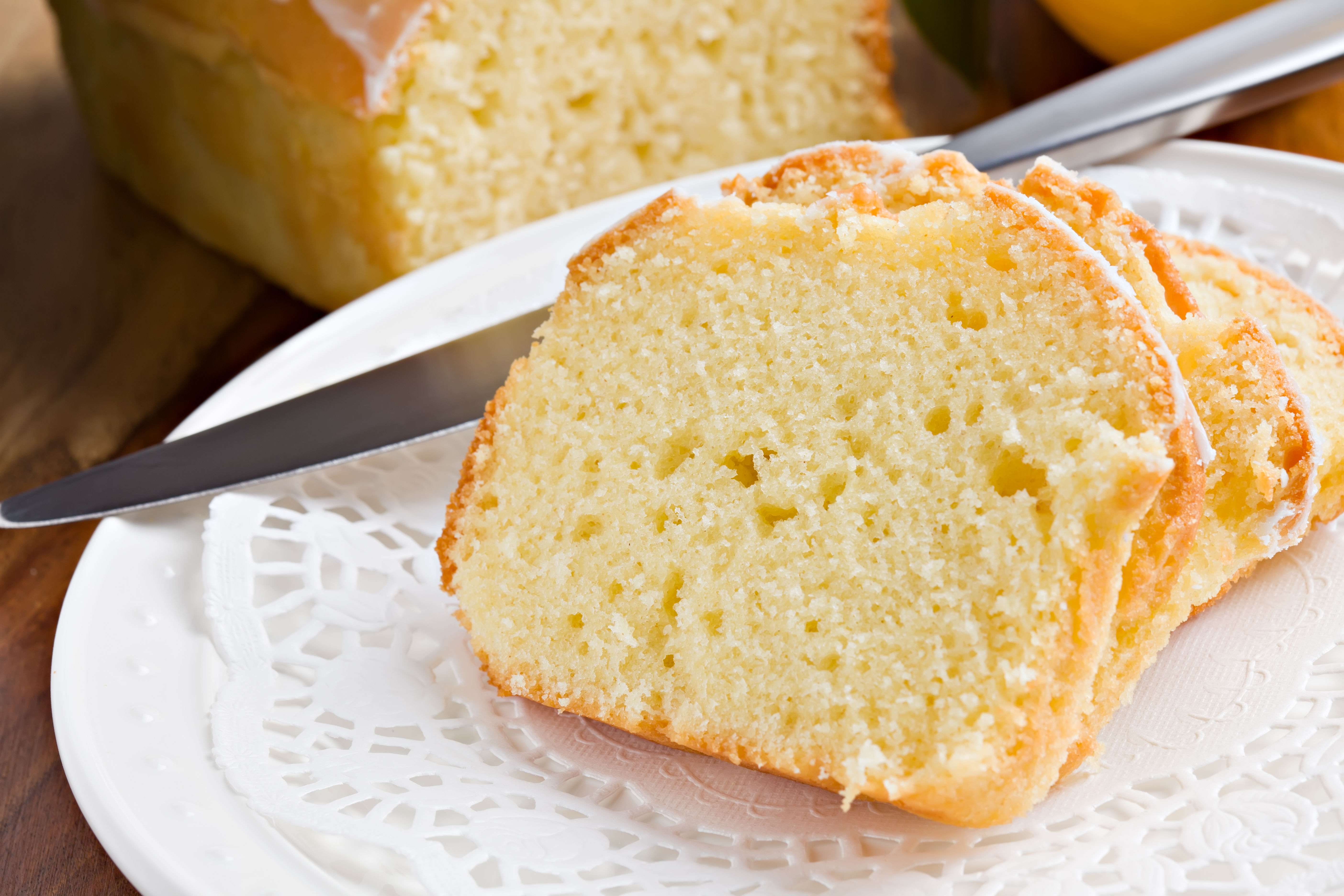 SUPER MOIST LEMON LOAF