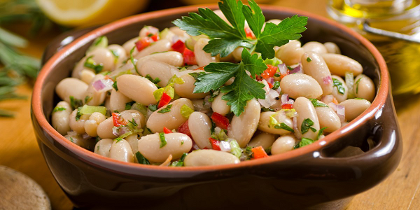 French White Bean Salad