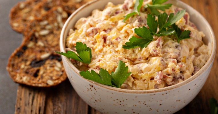 GAME DAY REUBEN DIP
