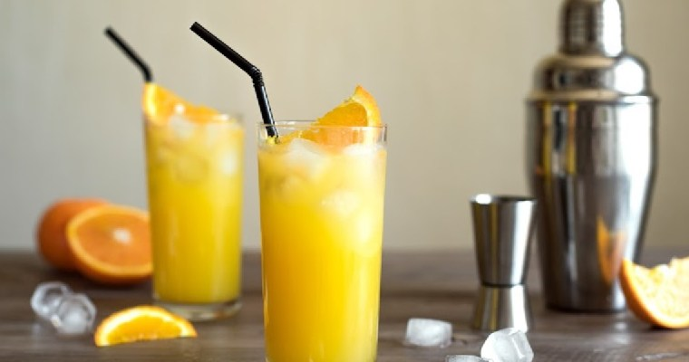 ORANGE LEMON VODKA PUNCH