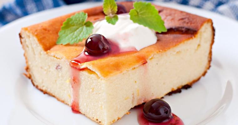 Russian Breakfast Cheesecakes (Syrniki)