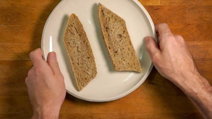 Strawberry Toast and Espresso Breakfast Bread