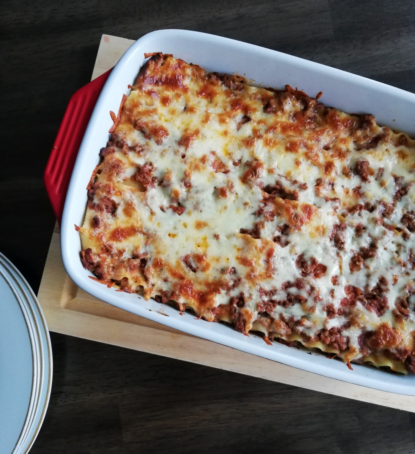 Simple Beef Lasagna Recipe