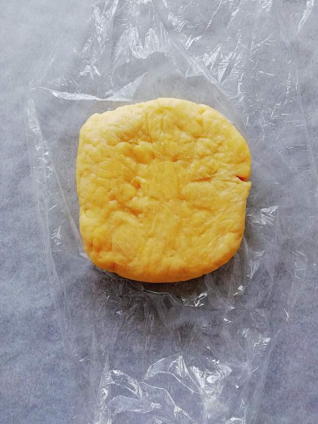 tart crust chilled